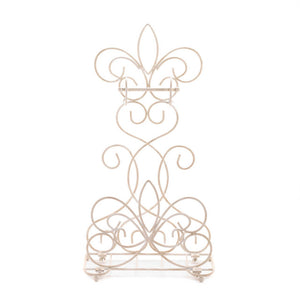Elegant Bath Rack