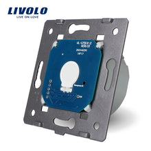 Load image into Gallery viewer, Livolo The Base of  Touch Screen Wall Light Switch Free Shipping, EU Standard, AC 220~250V,VL-C701