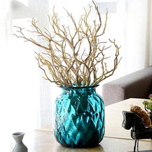 Load image into Gallery viewer, Household Artistic Decorate Artificial Tree Branches Fake Plastic Small Tree Dried Branch Home Wedding Decoration #0528