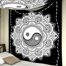 Load image into Gallery viewer, Hot New Indian Mandala Tapestry Hippie Home Decorative Wall Hanging Bohemia Beach Mat Yoga Mat Bedspread Table Cloth