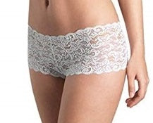 Hanro Luxury Moments  Lace Boy Shorts
