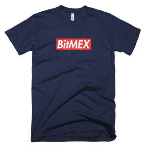Bitmex Box Logo Tee - TC Merch