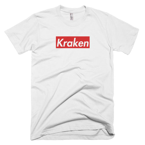 Kraken Box Logo Tee - TC Merch