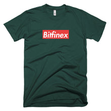 Bitfinex Box Logo Tee - TC Merch