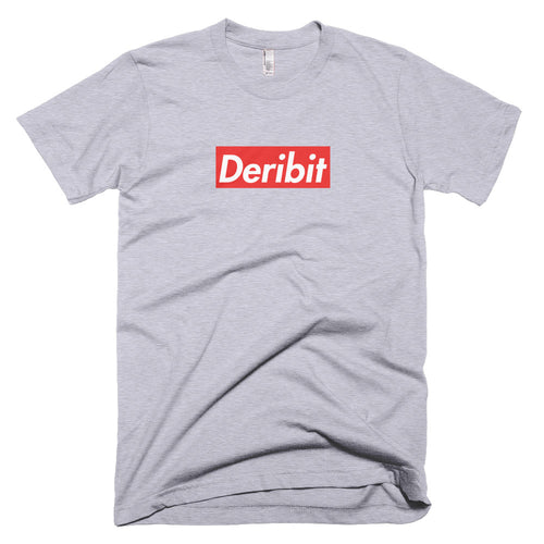 Deribit Box Logo Tee - TC Merch