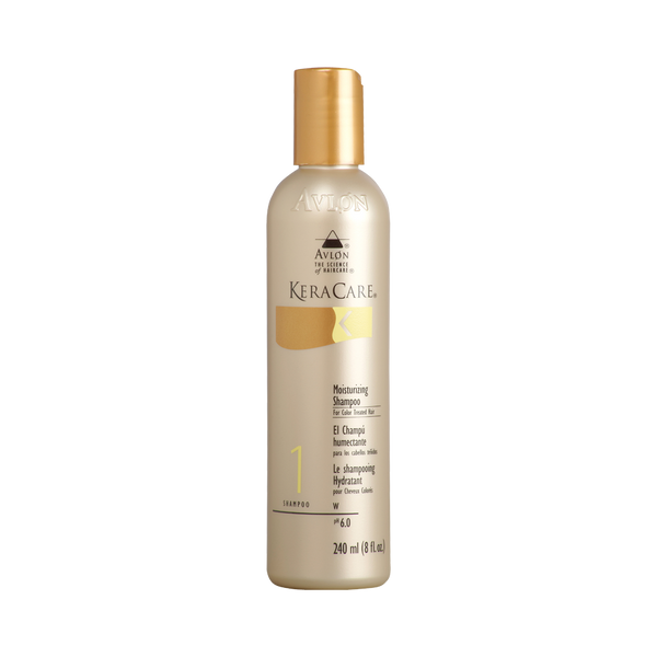 Moisturizing Shampoo for Color Treated Hair