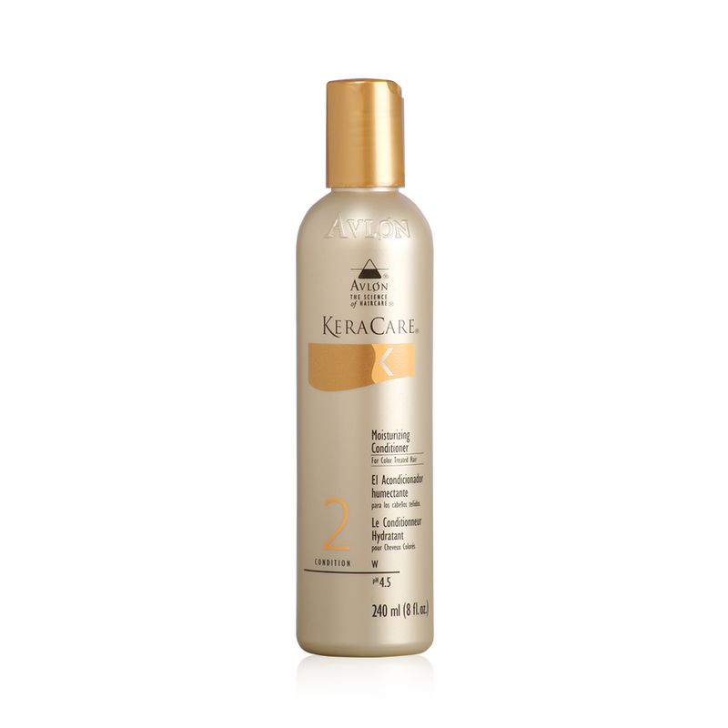 Moisturizing Conditioner for Color Treated Hair