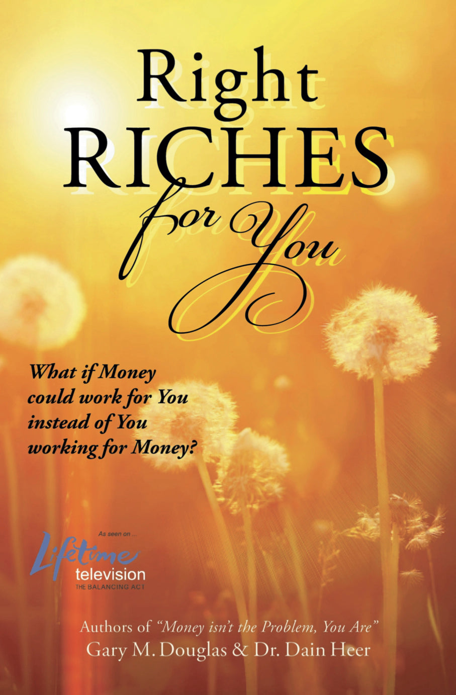 Right Riches For You (Book)