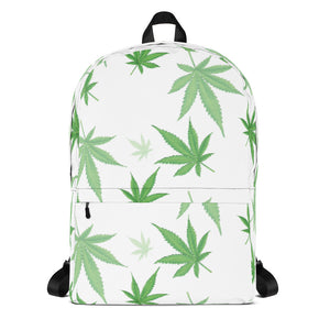 Big Leaves Mary Jane Backpack