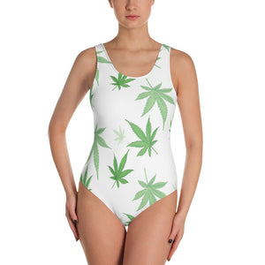 Mary Jane - One-Piece Swimsuit