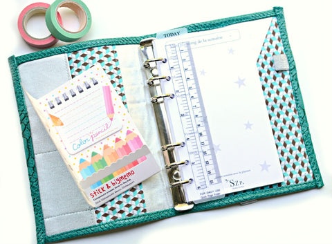 planner organiseur personal 17 shirley chiche