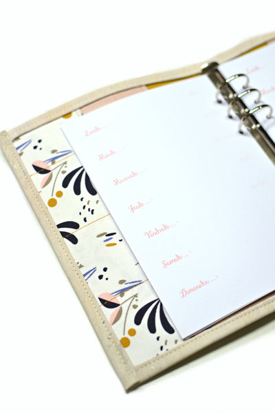 journal de gratitude à imprimer shirley chiche planner