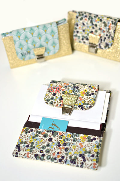 agenda pocket liberty wilshire berry et simili cuir dore