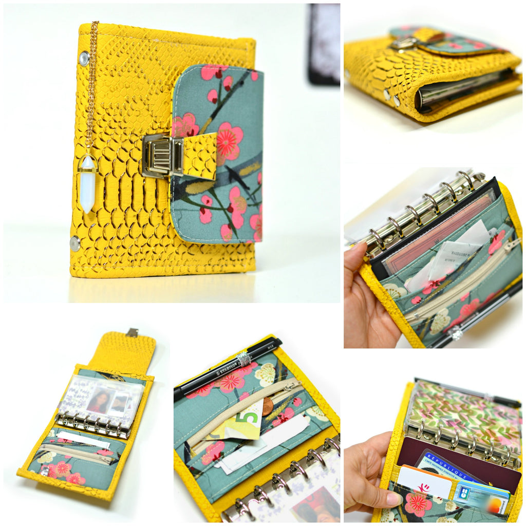 pocket planner mini organiseur de sac shirley chiche