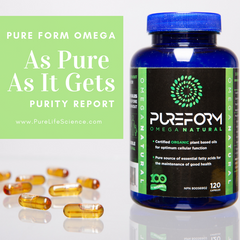 Pure Form Omega, As Pure As It Gets | Purity Report