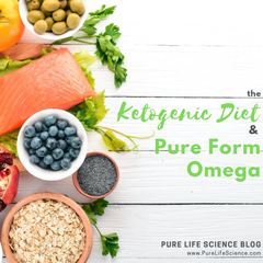The Ketogenic Diet and Pure Form Omega