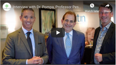 Interview with Dr. Pompa, Professor Peskin & Dr. Matheson - Live It to Lead It Seminar