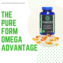 The Pure Form Omega Advantage