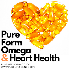 Pure Form Omega & Heart Health
