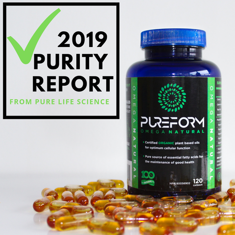 2019 Purity Report From Pure Life Science | Pure Life Science