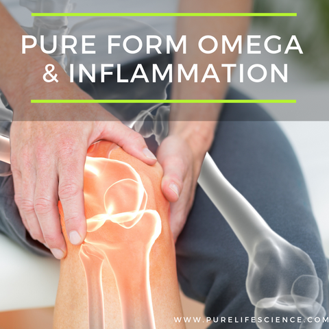 Pure Form Omega and Inflammation | Pure Life Science