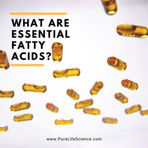 What Are Essential Fatty Acids? | Pure Life Science
