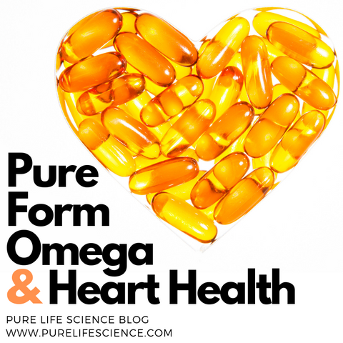 Pure Form Omega & Heart Health Blog | Pure Life Science