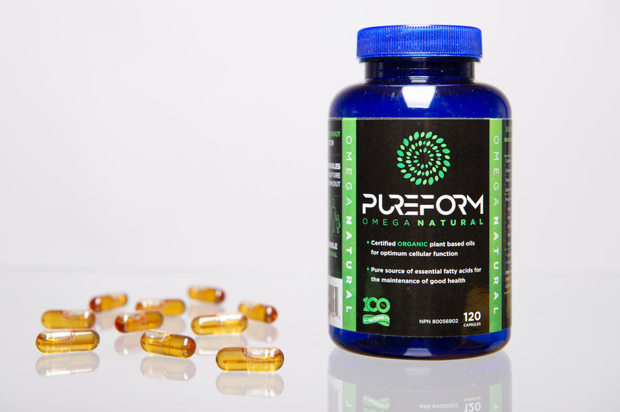 Pure Form Omega Natural (Capsules)