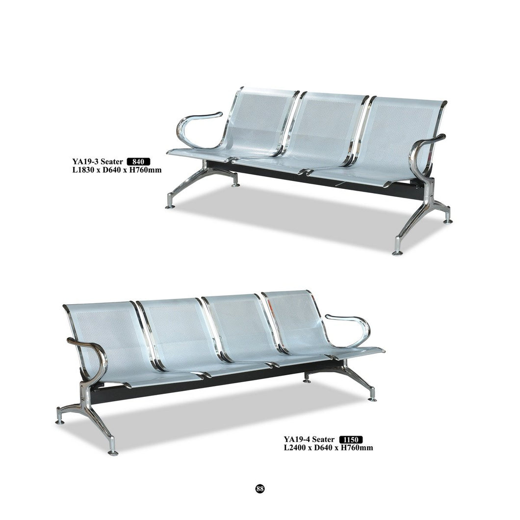 Airport Link Chair - M&N Office Furniture