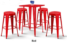 Load image into Gallery viewer, Metal Bar Table & Stool supplier in Malaysia by M&N Furniture Trading Sdn Bhd