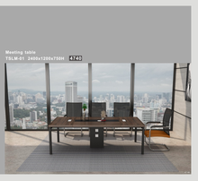 Load image into Gallery viewer, Meeting Table-Office Furniture Malaysia