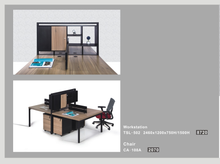 Load image into Gallery viewer, workstation - office furniture Kajang, Malaysia