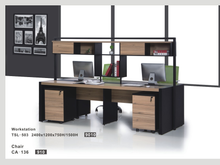 Load image into Gallery viewer, workstation - office furniture Malaysia
