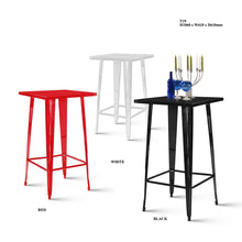 Load image into Gallery viewer, Metal Bar Table supplier in Malaysia by M&N Furniture Trading Sdn Bhd