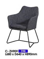 Stylish F&B Chair - C-ZH909
