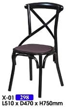 Stylish Designer Metal Chair supplier in Malaysia available at M&N Furniture Trading Sdn Bhd