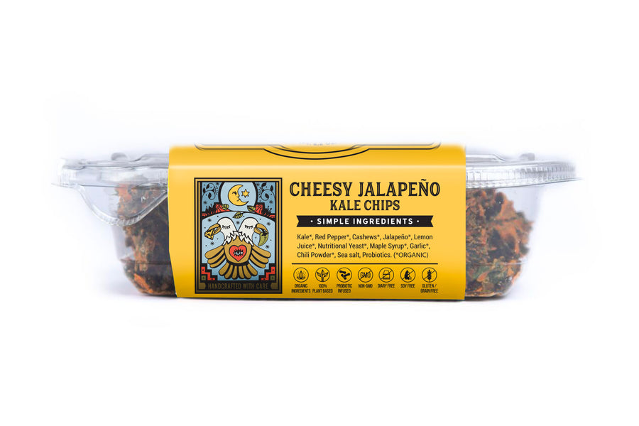 Cheesy Jalapeño