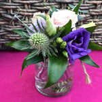 Single Posy Jar (Collection from Devine only)