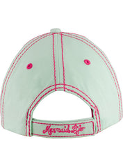 Shimmer and Shell Cap-Mint