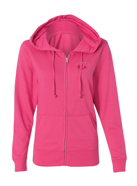 Weeki Wachee Springs Full Zip Hood