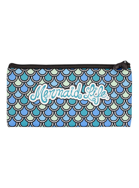 Mermaid Scales Pencil Case