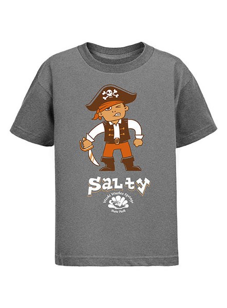 Youth Salty Pirate T-Shirt