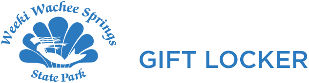 Weeki Wachee Springs Gift Locker logo