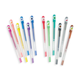 US stockist of Ooly's Yummy Yummy Scented Glitter Gel Pens. Set of 12.