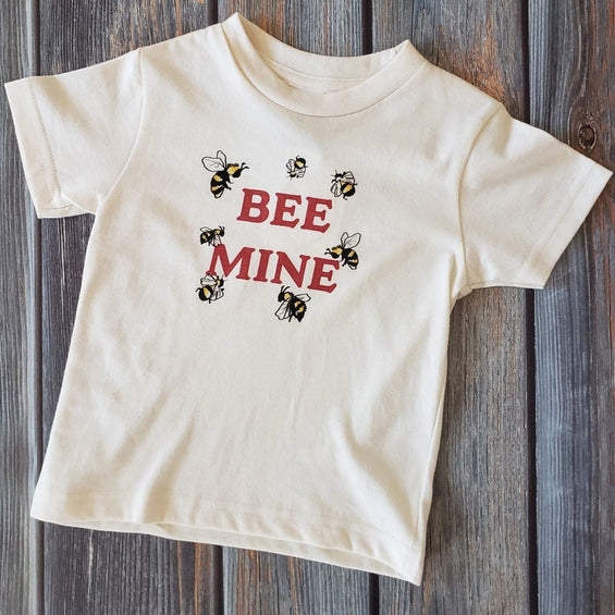 Bee Mine S/Slv T-Shirt