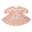 US stockist of Aubrie Anne of Avonlea ballet pink wildflower voile floral dress.