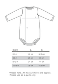 Knit Baby Suit - Grey Marle