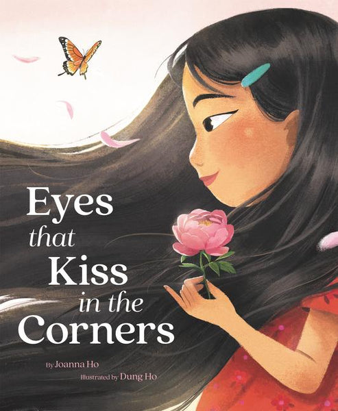 Stockist of Joanna Ho's children's book; Eyes That Kiss in the Corners