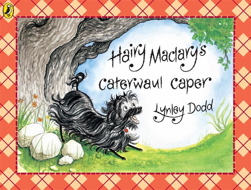 US stockist of New Zealand's children's book; Hairy McClary's Caterwaul Caper.  Written by Lynley Dodd in paperback format.