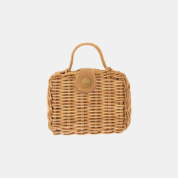 US stockist of doll sized rattan toaty trunk.